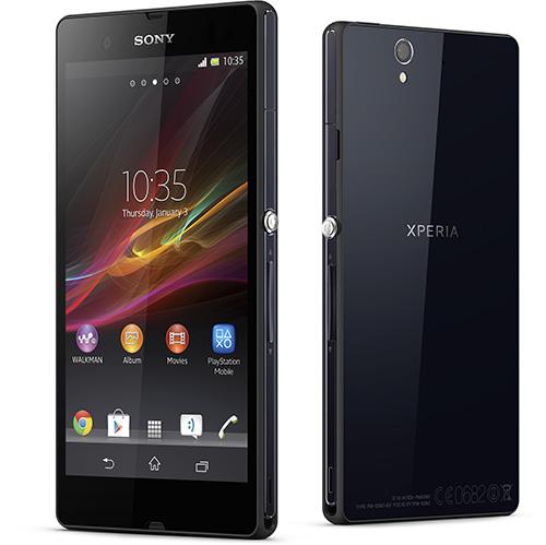Sony Xperia Z - всё!