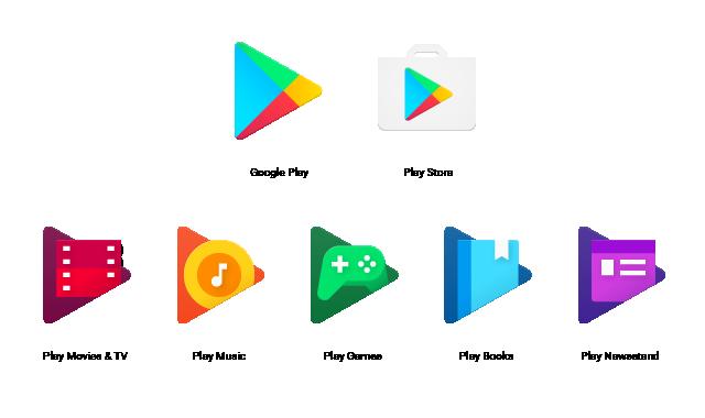 Гугл дизайн иконки