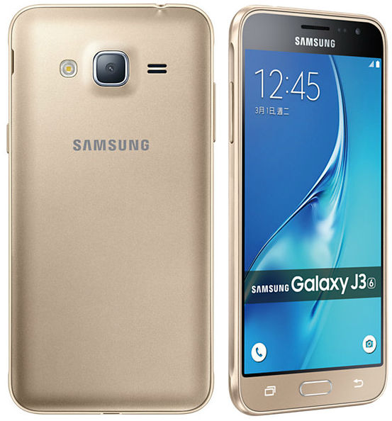 Samsung has introduced another budget smartphone – Galaxy J3