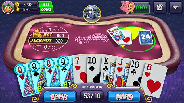 карточные игры на деньги
