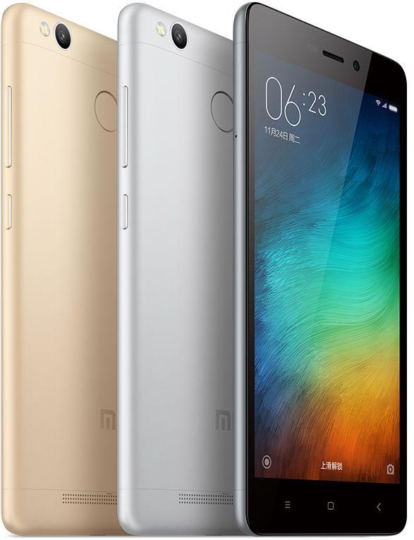 Xiaomi представила недорогой смартфон в металле и со сканером отпечатков пальцев