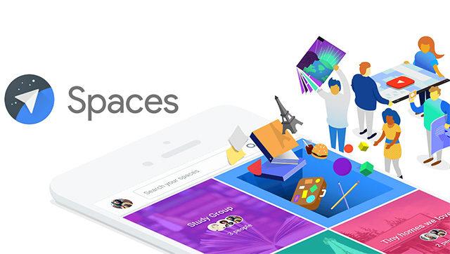 Google Spaces – еще один бесполезный сервис от Google