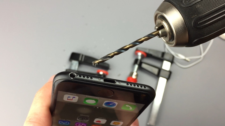 это айфон это дрель