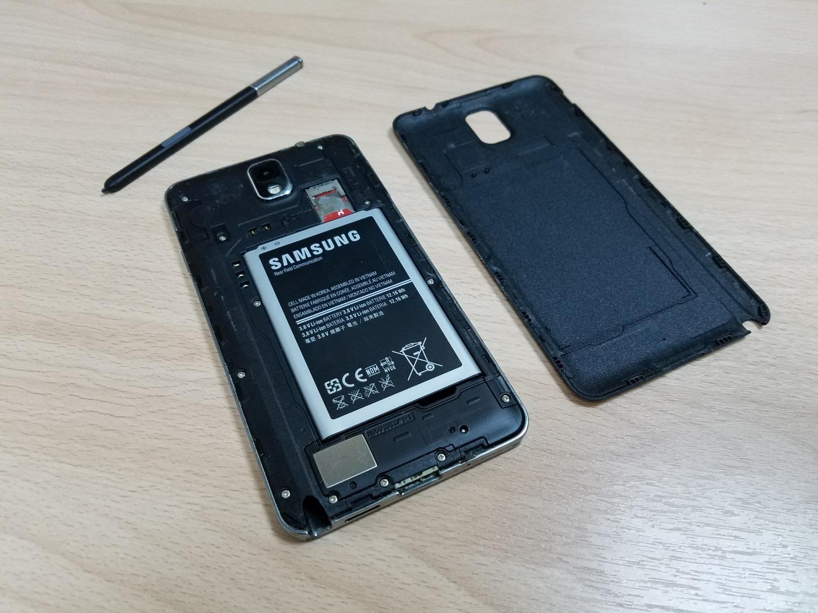 Вторая жизнь  Экс-флагман Samsung Galaxy Note 3  Опыт