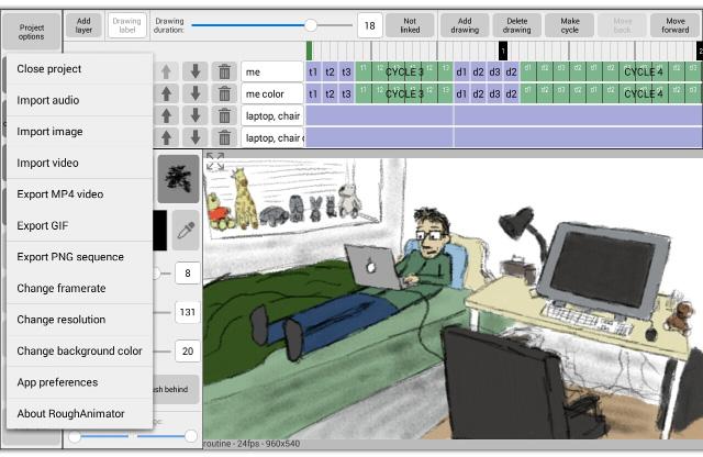 скачать приложение для создания анимации на андроид скачать - фото 9