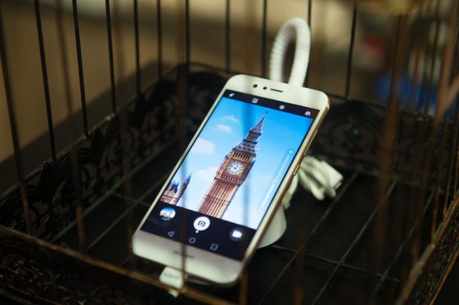 Huawei представила в Российской Федерации новые мобильные телефоны ипланшет