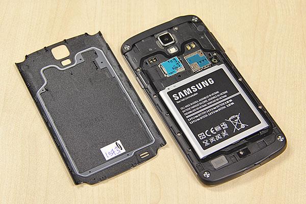 Самсунг тайно показала складной Galaxy X впроцессе CES