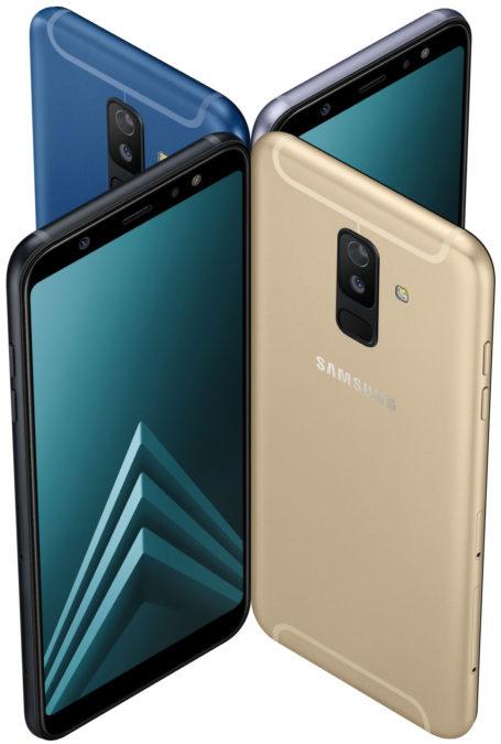 Galaxy A6+