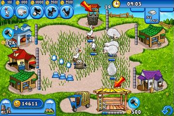 I игры веселая ферма рыбный день