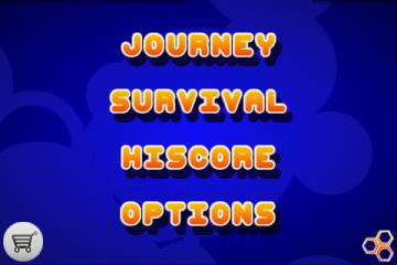 Два режима игры: Сюжетный и На Выживание. Первый рекомендую использовать исключительно для ознакомления с азами игрового процесса и управлением.