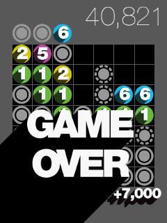 В данном случае вместе с прохождением уровня, закончилась и игра.