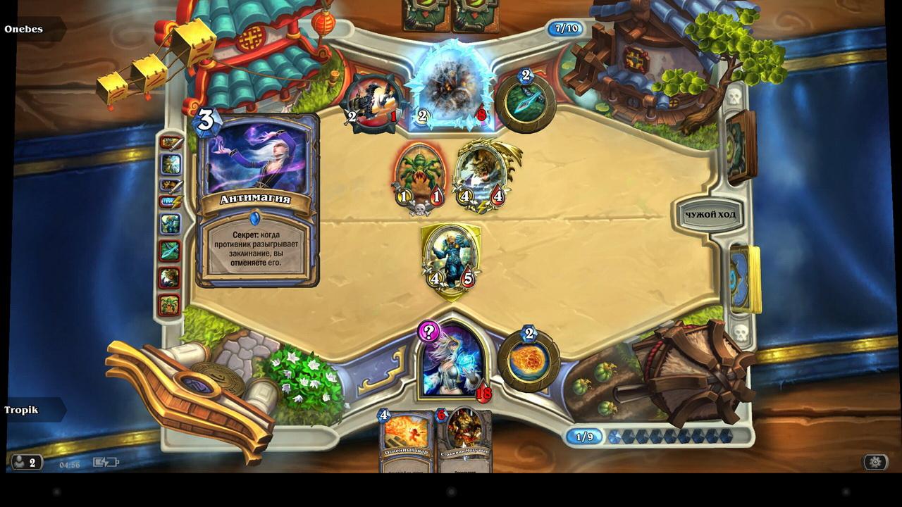 Hearthstone Heroes of Warcraft на андроид …