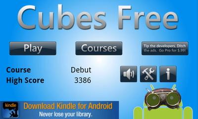 cubes Бег��ий не�еловек � androidmobilereviewcom