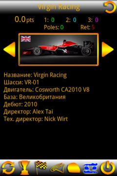 ...так и новички сезона 2010: к примеру, команда Virgin Racing.