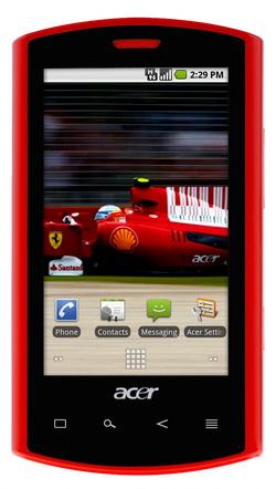Смотрится Liquid E Ferrari вызывающе, и это мягко сказано